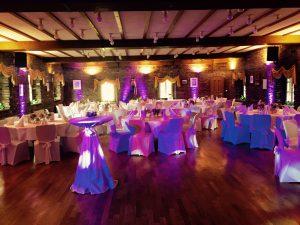 DJ Hochzeit Schloss Burgau Schützensaal