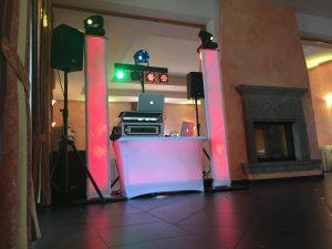 Hochzeit Burg Obbendorf DJ Cristallussaal