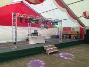 Party in Brandenberg